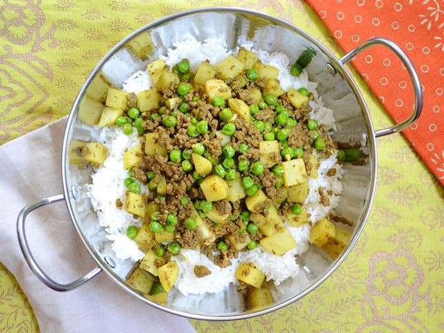 14 Recipes using Sweet Spring Peas Curry Beef with Peas