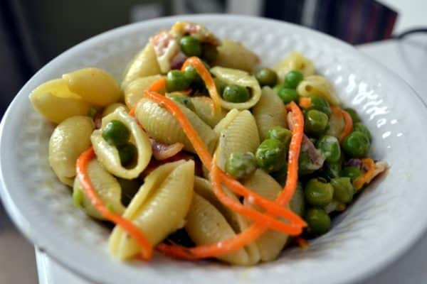 14 Recipes using Sweet Spring Peas Pasta Primavera