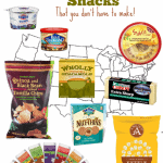 Healthy Road Trip Snacks – that you don't have to make!