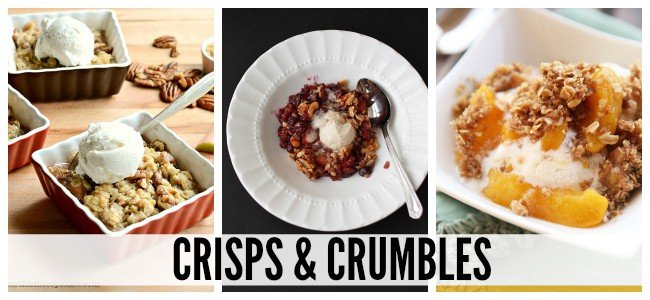crisps and crumbles