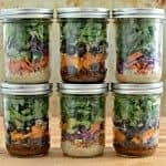 Salads in a Jar Image