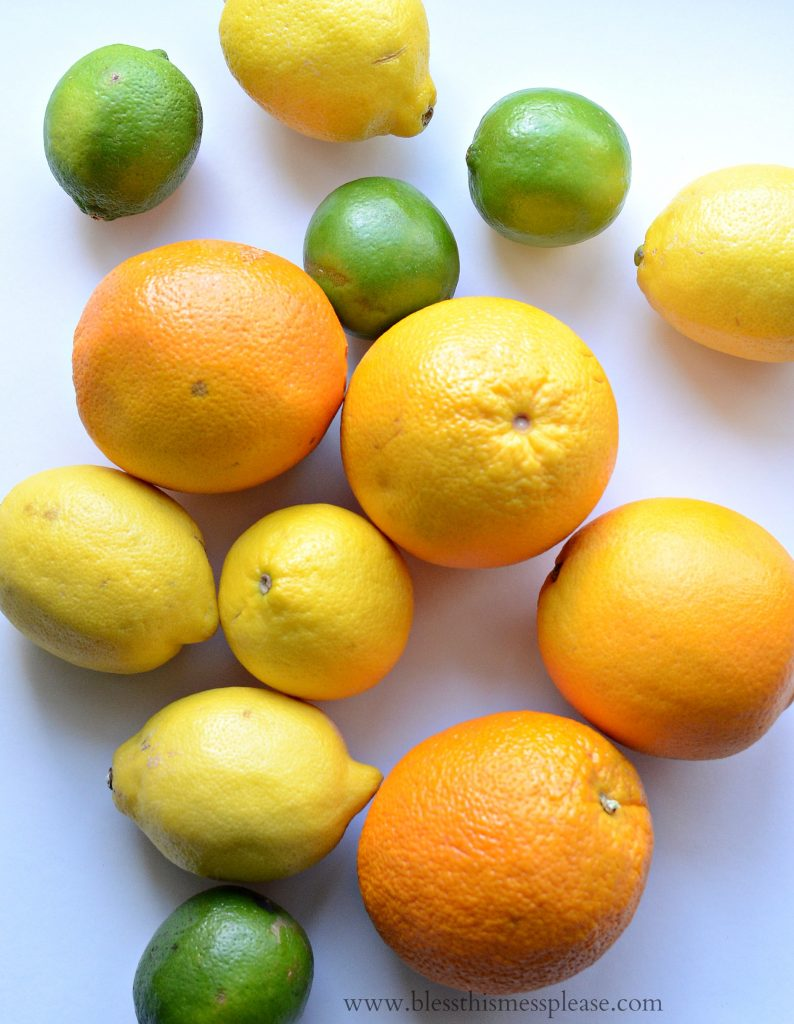 Ingredient Spotlight: Citrus -fun tips and facts