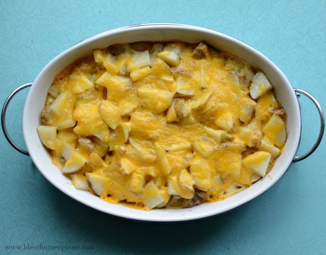 Pioneer Woman's Perfect Potatoes au Gratin
