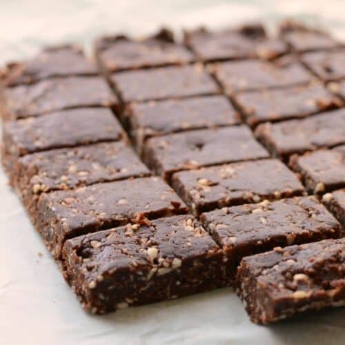 Healthy Homemade Snack Bars Recipe