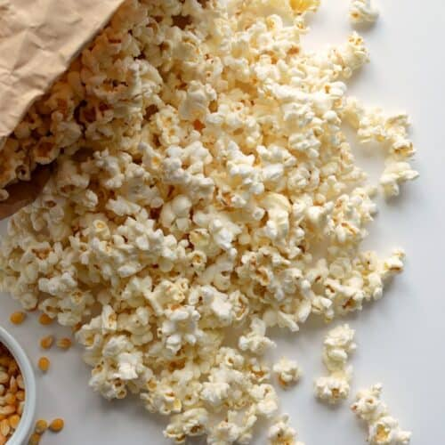How to Pop Popcorn in a Paper Bag in the Microwave (It's Simple!)