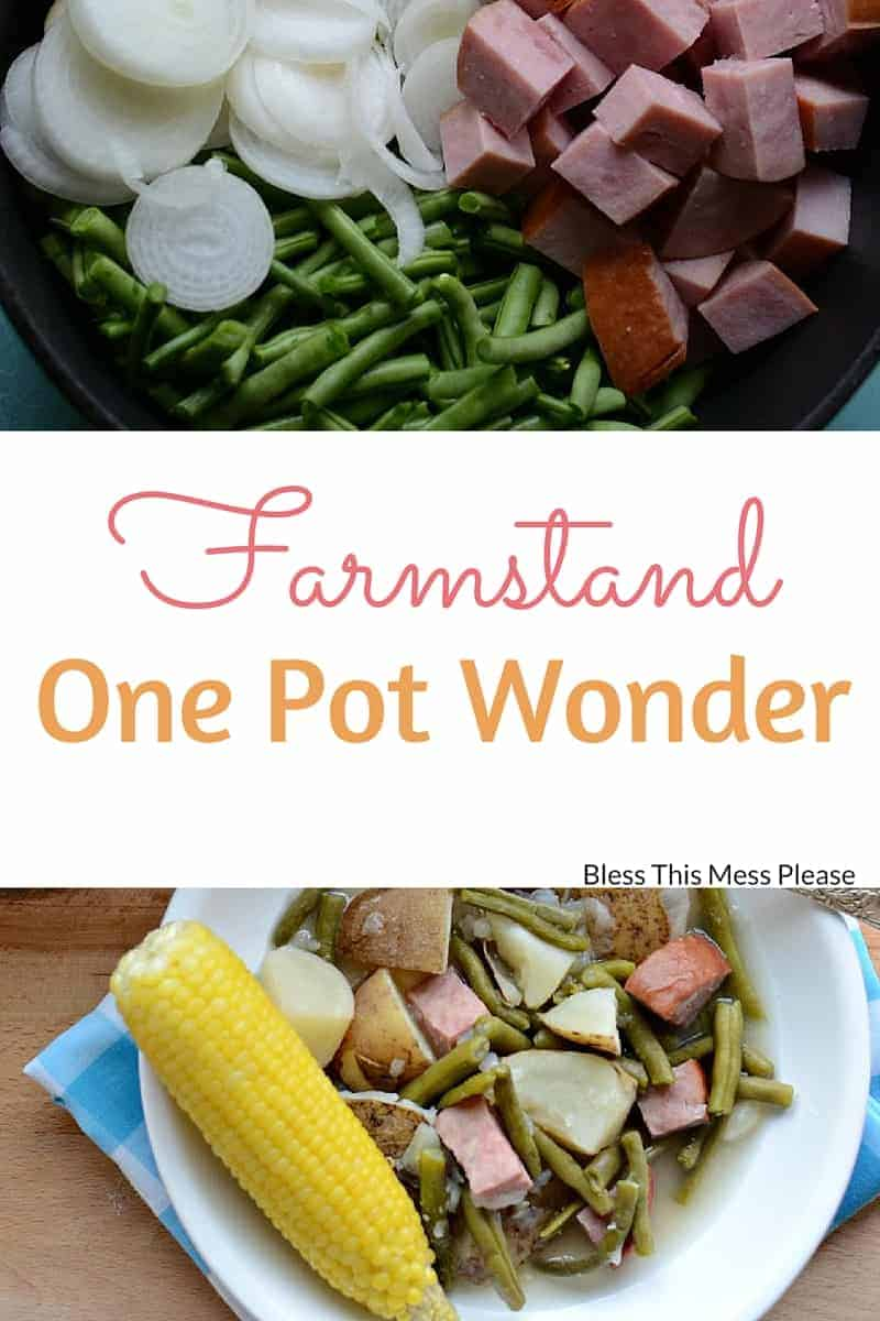 Farmstand One Pot Wonder