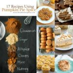 17 Pumpkin Pie Spice Recipes