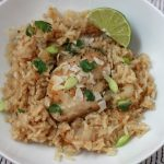 Image of One Pot Coconut Chicken and Rice