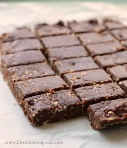 Healthy Homemade Snack Bars