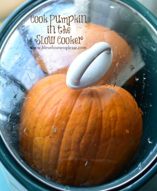 The Best and Easiest Way to Cook a Pumpkin