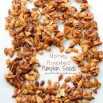 Photo of Roasted Pumpkin Seeds