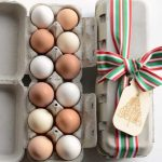 How to: Fresh Eggs for Giving
