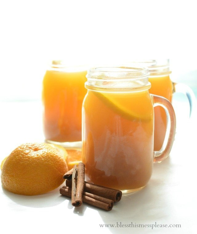 Vanilla Cider Wassail recipe the whole family will love