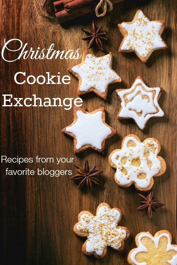 Soft Pumpkin Cookies + Pumpkin Spice Kisses and a Cookie Exchange