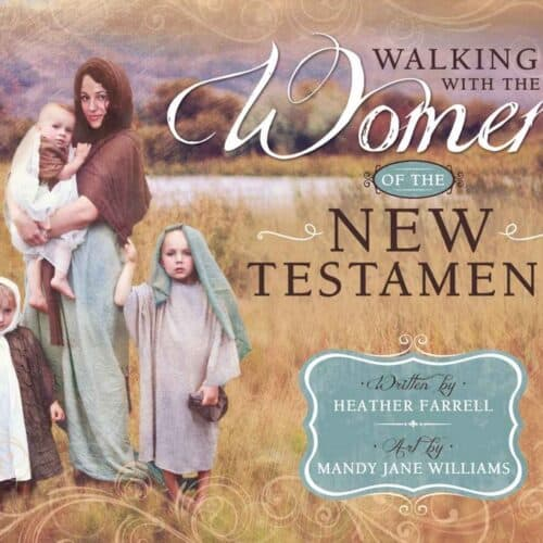 Book Review: Walking With the Women of the New Testament