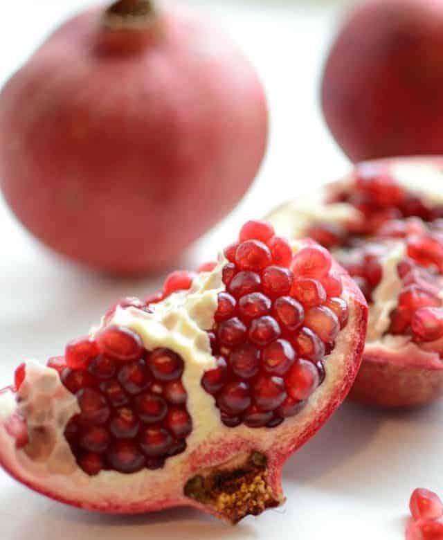 Ingredient Spotlight: Pomegranates