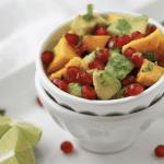 Image of Pomegranate Mango Salsa