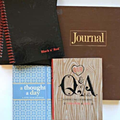 7 Amazing Types of Journals to Keep!