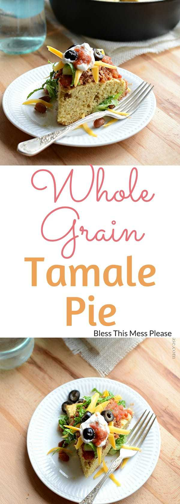Whole Grain Tamale Pie