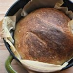 Super Simple No-Knead Bread