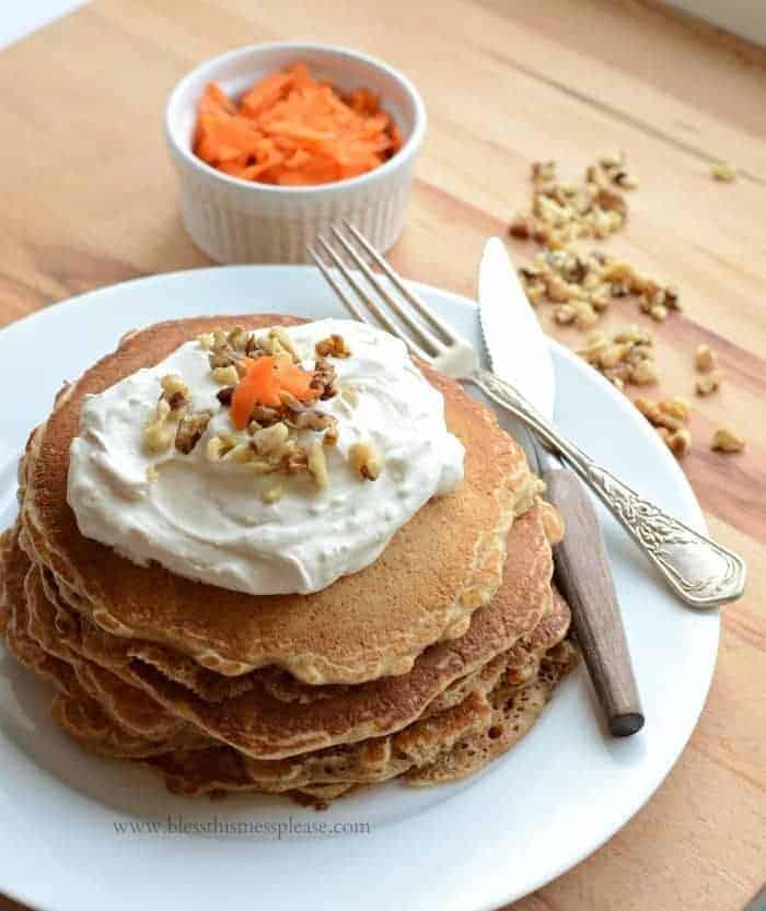 carrot cake pancakes2