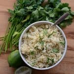 Image of Santa Fe Cilantro Rice with Garlic