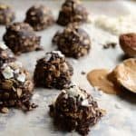 Heathy Coconut No-Bake Cookies