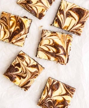 cheesecake brownie squares