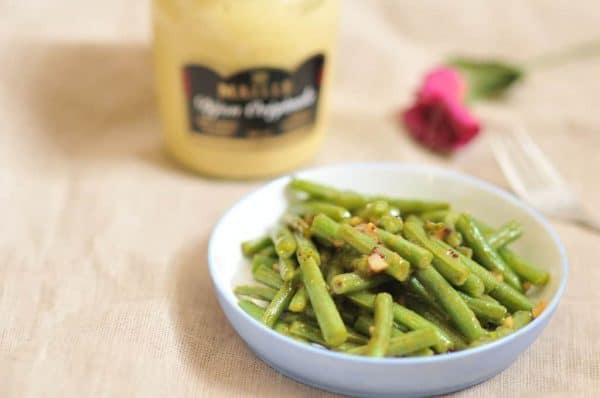 Fresh Green Beans - Honey Mustard Green Beans