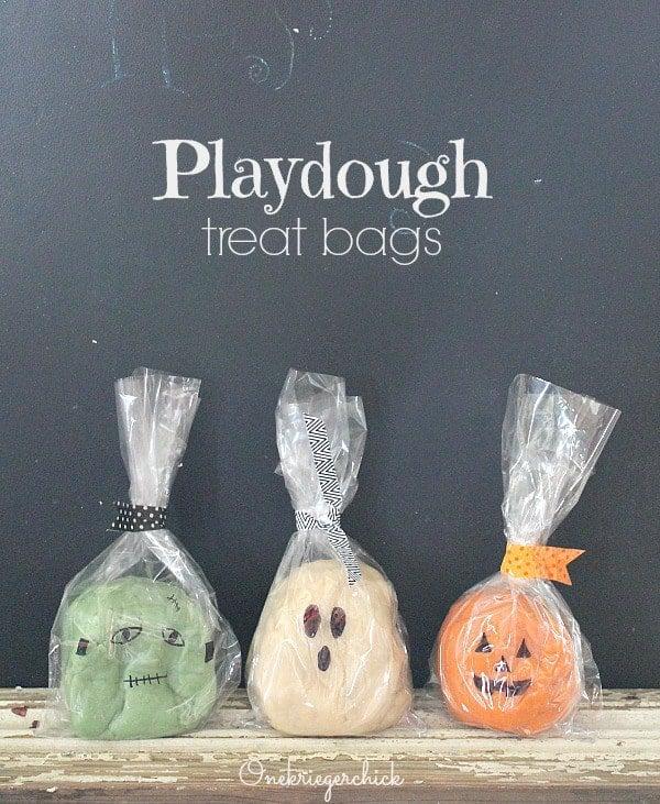Non-candy Halloween Treat Ideas