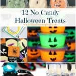 12 Non-candy Halloween Treats