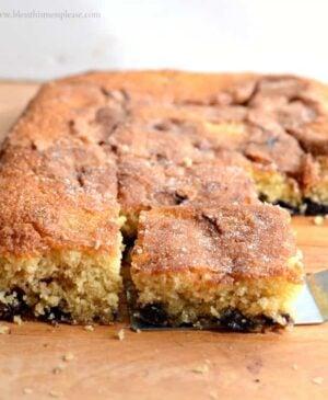 Blueberry Boy Bait Cake Recipe