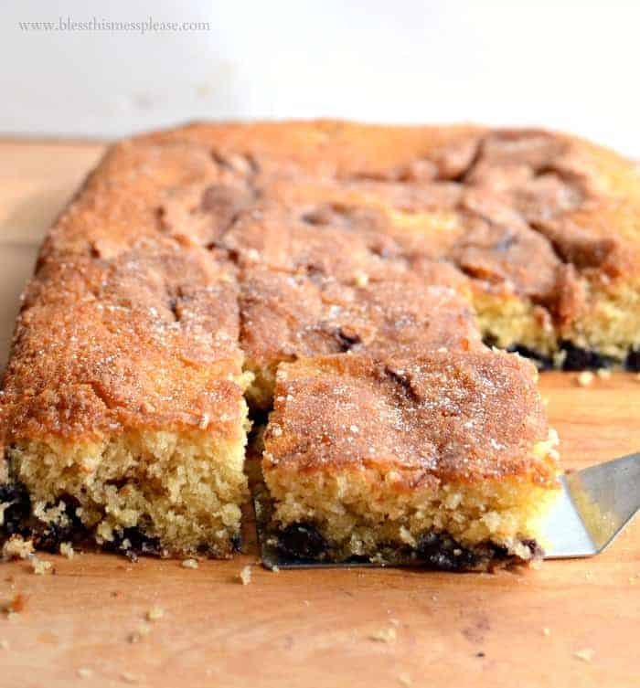 Blueberry Boy Bait Cake Recipe