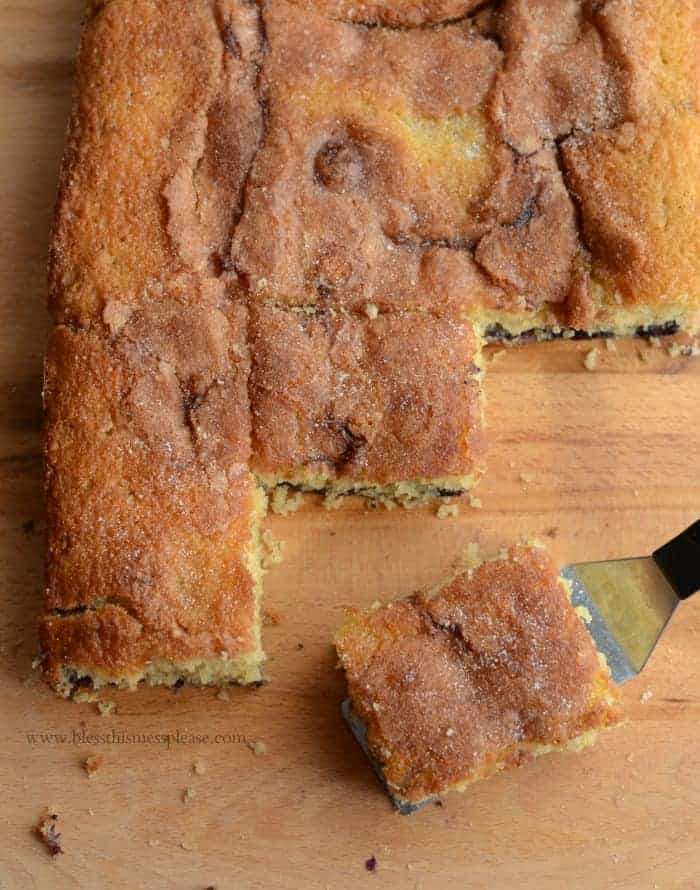 Best Blueberry Cake Recipe