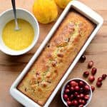 Orange Cranberry Quick Bread