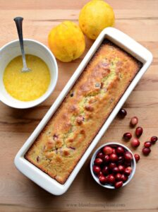 Picture of Orange Cranberry Bread