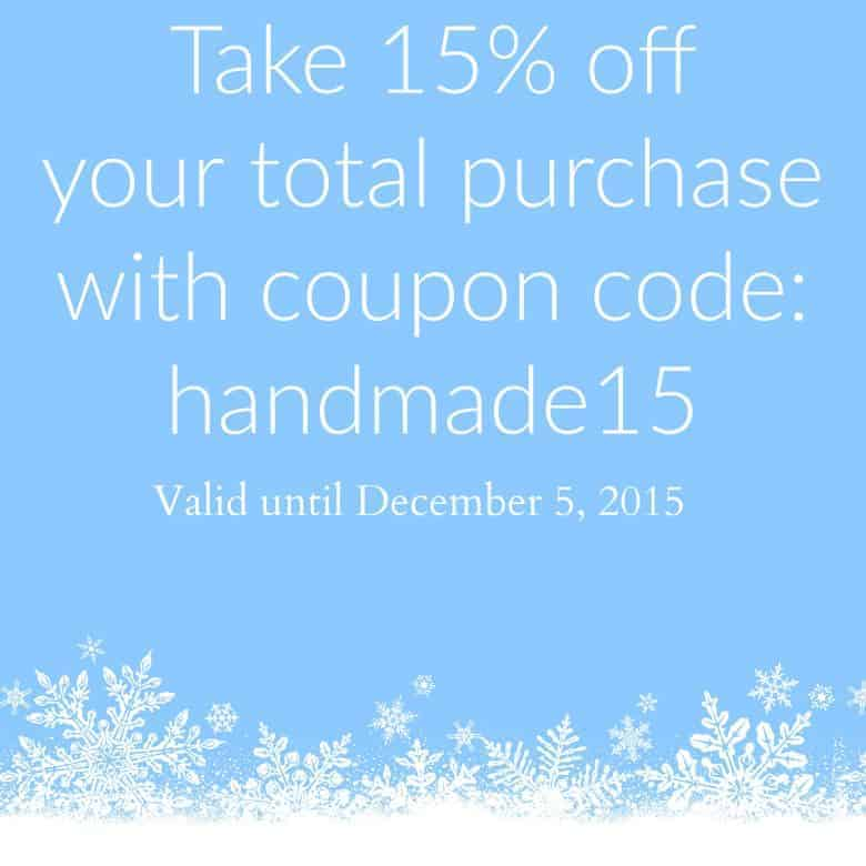 Black Friday Coupon For Bless this Mess on Etsy
