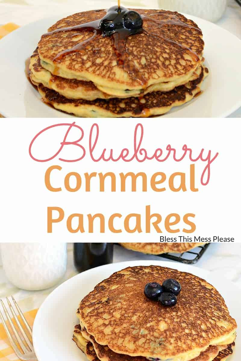 Cornmeal Pancakes America S Test Kitchen