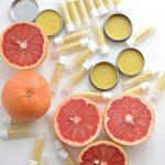 Homemade Beeswax Lip Balm is super simple to make when you get a the right ingredients and it's the perfect gift to make a bunch of and share with all of your friends.