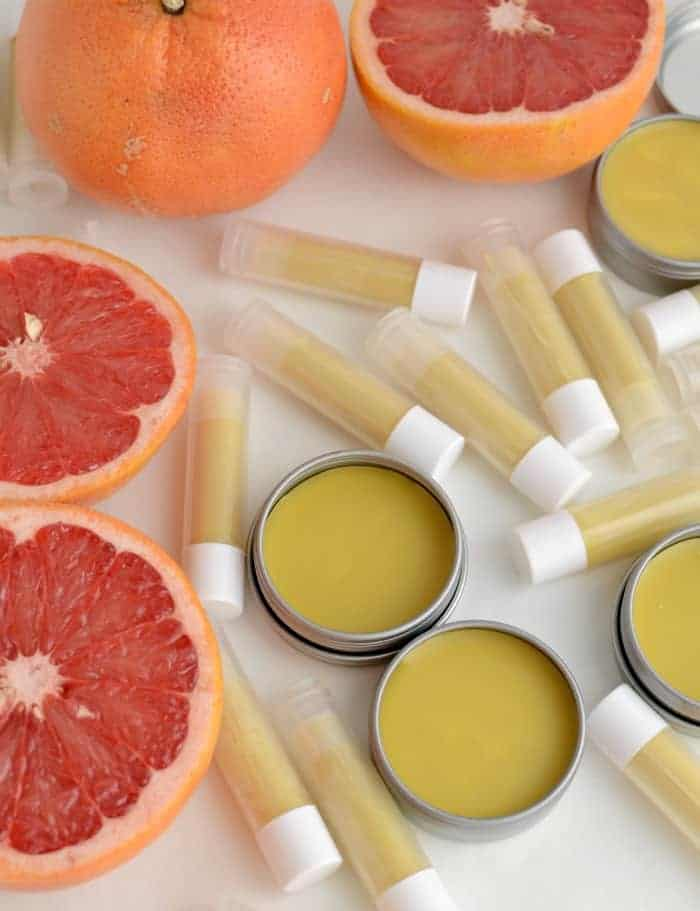 Beeswax Lip Balm Recipe