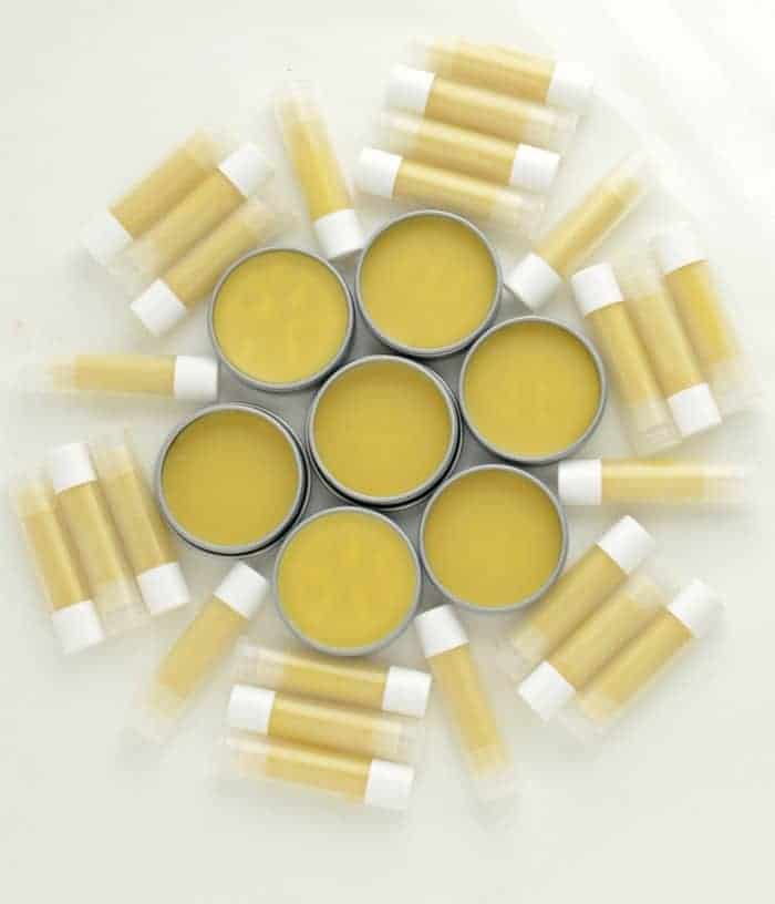 Recipe For Beeswax Lip Balm