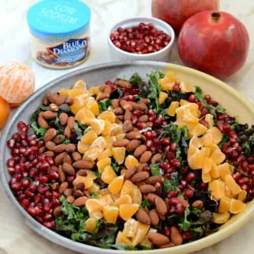 Easy Winter Green Salad