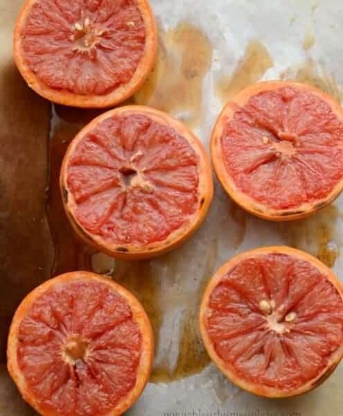 Image of Broiled Grapefruit