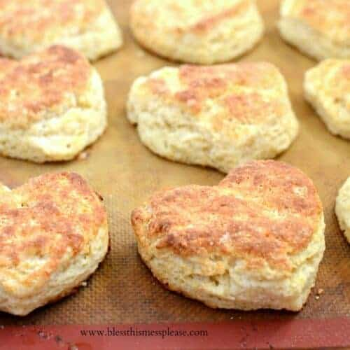 The Best Biscuit Recipe Ever, Really