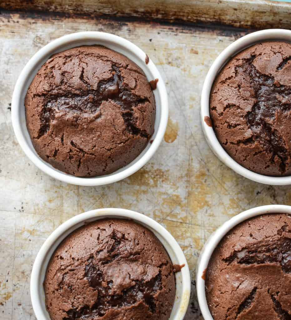 Chocolate Molten Lava Cakes are one of my very very favorite dessert recipes