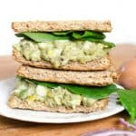 Avocado Egg Salad