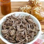 How to make any pulled meat in the slow cooker (beef, pork, lamb, and more)