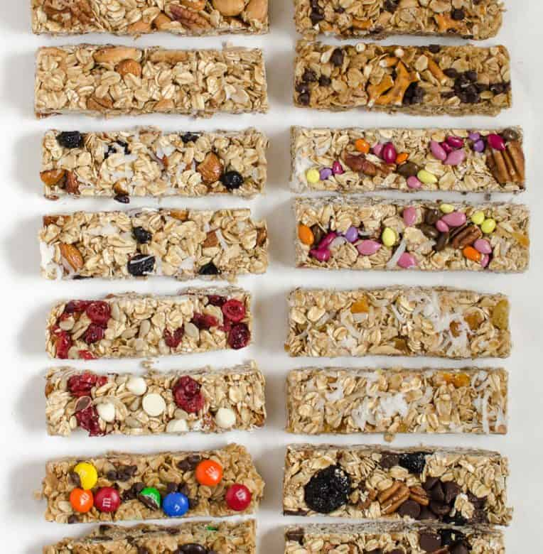 8 easy homemade granola bar recipes healthy granola bars 8 easy homemade granola bar recipes you should try today ccuart Choice Image