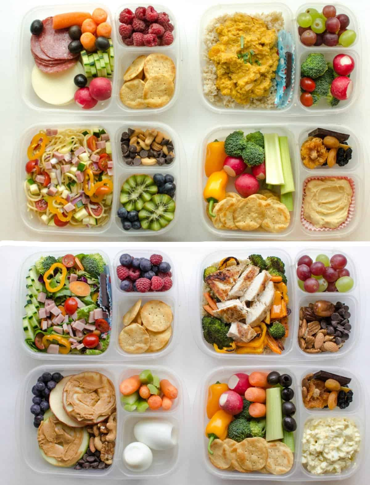 8 Wholesome Lunch Box Ideas For Adults Or Kids