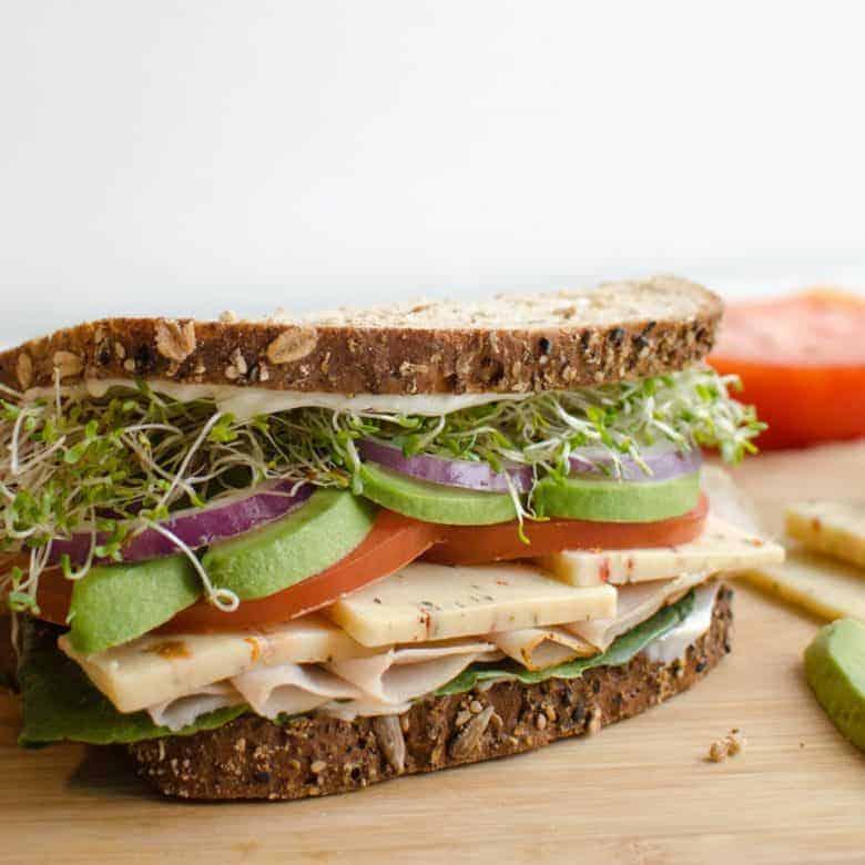 The Ultimate Turkey Sandiwch Recipe
